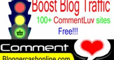 Boost my blog traffic image