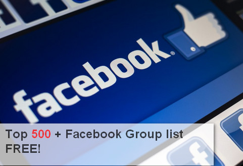 most popular facebook groups list