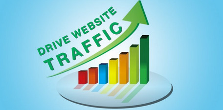 how to increase website traffic through google, social networking , free