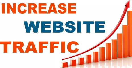 How to increase my website traffic fast tips